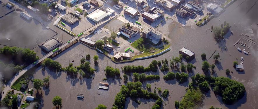 Auburn, IN commercial storm cleanup